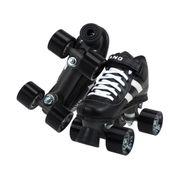 Quad roller nano noir