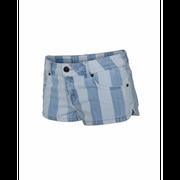 Short Hurley Beachrider 5 Pkt Denim - Sienna Blue Stripe