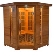 France Sauna Luxe 3/4 places