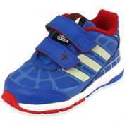 low priced 6975a 1b4cc DISNEY SPIDERMAN CF I BLU - Chaussures Bébé Garçon Adidas