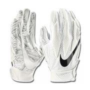 Gant de Football Américain Nike Superbad 4.5 Blanc taille - L