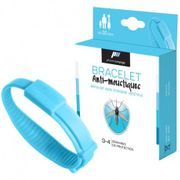Bracelet anti-moustiques bleu Pharmavoyage