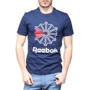 Tee Shirt Reebok F Gr Dh2076 Navy