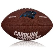 Mini ballon de Football Américain Wilson NFL team logo Carolina Panthers
