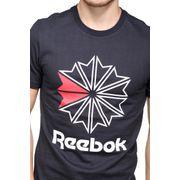 Tee Shirt Reebok F Gr Dh2099 Noir