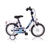 Vélo enfant - Passion 12' - bleu/blanc (torpédo)