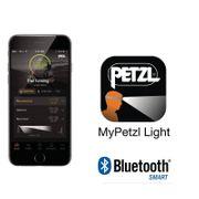 Lampe frontale Reactik + Petzl noir