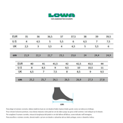 Lowa Femmes Renegade GTX Mid Chaussures de randonnée Gore-Tex - 320945 9999