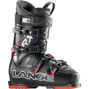 Chaussures De Ski Lange Rx 100 Black-red Homme