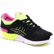 Chaussures Gel Lyte V GS Noir Fille Asics