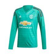 Maillot de gardien domicile junior Manchester United 2018/19