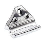 Support de dérailleur à riveter pour cadre de vélo aluminium