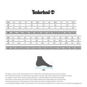 Chaussures de marche Timberland Euro Hiker Mid Leather marron foncé bébé