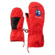 Ziener LE ZOO MINIS glove red.persian blue