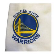Sweat NBA Golden State Warriors New Era Team Apparel Crew blanc pour Homme Taille - M