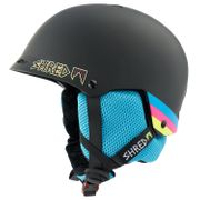 SHRED Half Brain Shrasta 2017 Casque Ski Homme