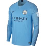 ensemble de foot Manchester City LONGUES