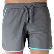 Short de Bain Japan Rags Jap Gris