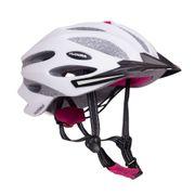Hudora - Casque De Vélo En Granite - Taille 55-58 - Gris/Violet