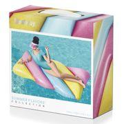 Matelas gonflable Géant BESTWAY CANDY LOUNGE 190 x 105 cm Vinyle résistant 1/2 place(s)