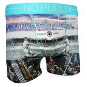 No Publik - Boxer Microfibre Enfant Yankees Universe