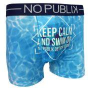 No Publik - Boxer Microfibre Enfant Swim On