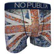 No Publik - Boxer Microfibre Homme Carpet Uk