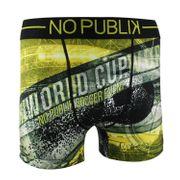 No Publik - Boxer Microfibre Homme Event Soccer