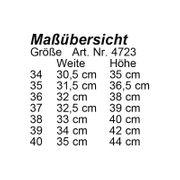 Bottes Valencia enfants 34 ENF C (L 30.5cm; H 35cm) Noir