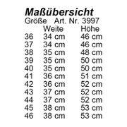 Bottes Valencia haute et étroite 36 LG ET (L 34cm; H 46cm) Marron