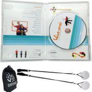 Bolas Lumineuses + Sac + DVD