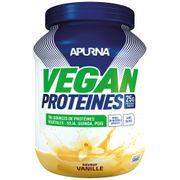 Protéine Vegan Apurna Vanille - Pot 600g