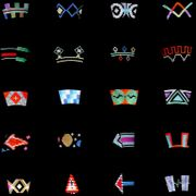 Bolas Lumineuses Pixel Poi