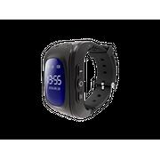 Montre Bluetooth    traceur GPS pour enfant - Noire
