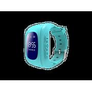Montre Bluetooth    traceur GPS pour enfant - Bleue