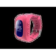 Montre Bluetooth    traceur GPS pour enfant - Rose