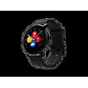 Montre connectée    Revolution   - cadran noir et bracelet noir