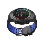 Montre connectée GPS - Edition Adventure - Bleue