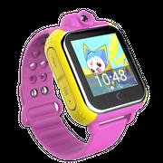 Montre GPS Wifi Enfant caméra - Rose