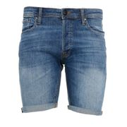 Bermuda jean homme Jack and Jones