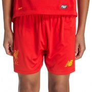 FC Liverpool Homme Short Football Rouge