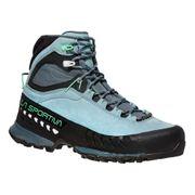 Chaussures de marche La Sportiva TX5 GTX bleu clair femme