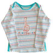 En vacances avec Sophie Mayo Parasol T-shirt anti uv bébé manches longues