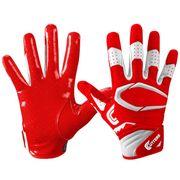 Gant de football américain Cutters S451 REV Pro 2.0 rouge pour junior taille - S