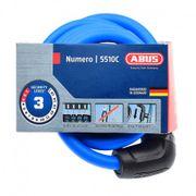 Cycle  ABUS Antivol câble à code pour vélo 180 cm ABUS Numero bleu