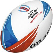 Ballon de rugby Gilbert Replica Mini (taille 1)