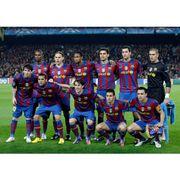Maillot domicile FC Barcelone 2009/2010 Messi-XL