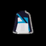 Olympique de Marseille Veste de foot Bleu Blanc Homme Puma