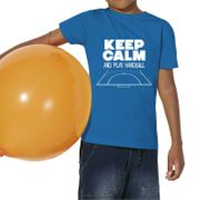 T-shirt junior Keep Calm & Play Handball