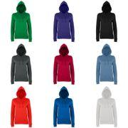 AWDis Just Hoods - Sweatshirt à capuche - Femme